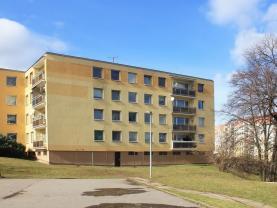 Pronájem, byt 1+kk, 31 m2, Ústí nad Labem, ul. Spartakiádní
