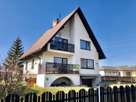 Prodej, rodinný dům, 5kk+G, 745 m2, Poběžovice