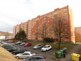 Pronájem, byt 1+1, 40 m2, DV, Jirkov, ul. SNP