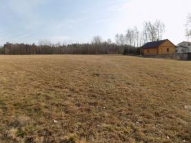 Prodej, stavební pozemek, 1183 m2, Skomelno