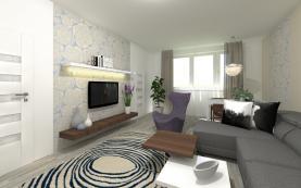 Prodej, byt 2+kk, 50 m2, Řičany - Praha východ
