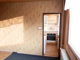 pokoj (Prodej, byt 1+1, 27 m2, OV, Most, ul. K. H. Borovského), foto 3/16