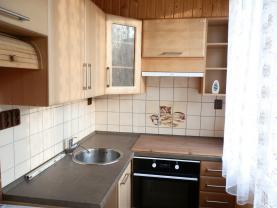 kuchyň (Prodej, byt 1+1, 27 m2, OV, Most, ul. K. H. Borovského), foto 2/16