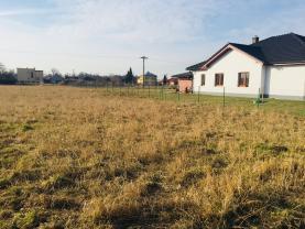 Prodej, stavební pozemek, 1011 m2, Dolní Lutyně