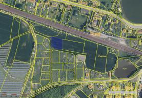 Prodej, stavební pozemek, 1720 m2, Čejetice