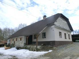 Prodej, rodinný dům, 124398 m2, Svratka, ul. Horní