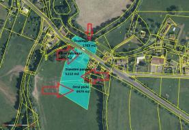 Mapa (Prodej, rodinný dům, 12859 m2, Stružnice), foto 3/32