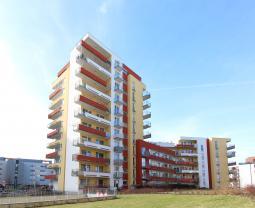 Prodej, byt 1+kk, 42 m2, Praha 9 - Letňany