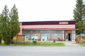 Prodej, obchodní objekt, 1307 m2, Lesná, okres Tachov