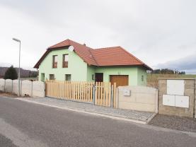 Prodej, rodinný dům, Lešetice