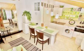 Pronájem, byt 2+kk, 35 m2, Dubá, ul. Nové město