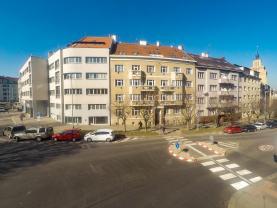 Pronájem, byt 2+kk, 47 m², Praha 6, ul. Koulová