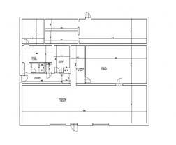 (Prodej, rodinný dům 788 m2, Pečky - Velké Chvalovice)