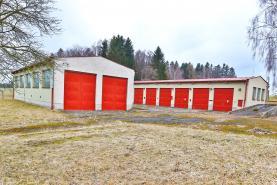 Prodej, Výrobní objekty, 18 978 m2, Vepříkov