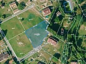Pozemek  (Prodej, stavební pozemek, 1405 m2, Doubravička), foto 2/5