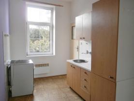 Pronájem, byt 1+1, 43 m2, Dalovice, ul. Příční
