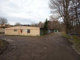 Prodej, garáž, 19 m2, Havířov, ul. Lidická