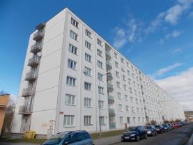 Prodej, byt 2+1, 58 m2, Plzeň, ul. Železničářská