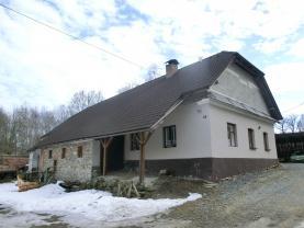 Prodej, chalupa, 124398 m2, Svratka, ul. Horní