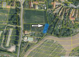 Prodej, pozemek, 600 m2, Štichov