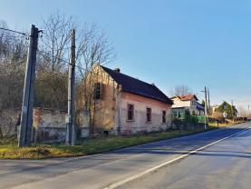 Prodej, stavební parcela, Beřovice - Bakov, okr. Kladno