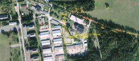 Prodej, stavební pozemek, 2920 m2, Vimperk