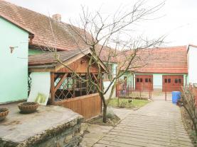 Prodej, rodinný dům 3+1, 645 m2, Chlebov, Soběslav