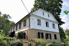 Prodej, rodinný dům, 2058 m2, Stráž u České Lípy