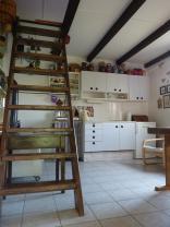 kuchyně + obývací pokoj (Prodej, chata, Dolní Zálezly), foto 4/15