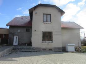 Pronájem, 30 m2, Horní Bříza, ul. Tovární