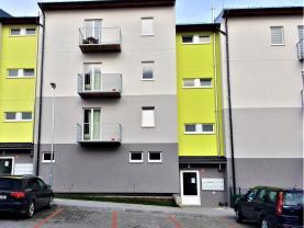 Pronájem, byt 1+kk, 30 m2, Zbůch, ul. Brigádnická