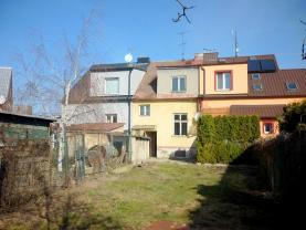 Prodej, rodinný dům, 3+1, Krnov