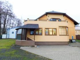 Prodej, výrobní objekt s byt. jednotkou, 1218 m2, Vykmanov