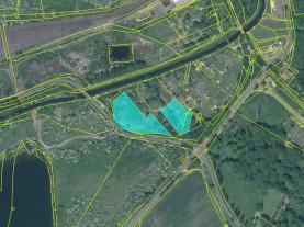 pohled na pozemek (Prodej, pozemek, 8504 m2, Světec)