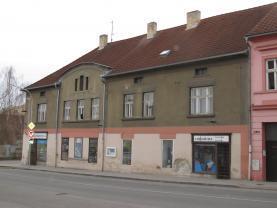 Prodej, rodinný dům, Protivín, ul. Fučíkova