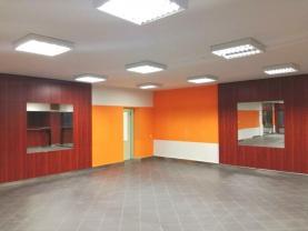 Pronájem, komerční prostor, 243 m2, Ostrava, ul. P. Křičky