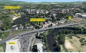 (Prodej, pozemek 4003 m2, Karlovy Vary, ul. Sokolovská), foto 2/23