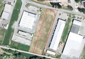 (Prodej, komerční pozemek, 3970 m2, Moravany)