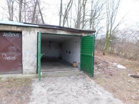 Pronájem, garáž, 20 m2, Kladno - Kročehlavy