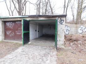 (Pronájem, garáž, 20 m2, Kladno - Kročehlavy)