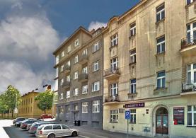Pronájem, byt 2+1, 50 m2, Praha, ul. Parléřova