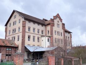 Prodej, historická budova, 2651 m2, Třeboň, ul. Novohradská