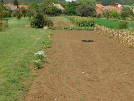Prodej, zahrada, 1247 m2, Silůvky