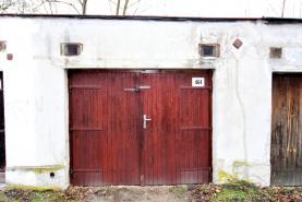 Prodej, garáž, 29 m2, Česká Lípa - Střelnice