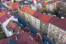 Prodej, byt 3+kk, 93 m2, Plzeň, ul. Dobrovského, byt č.4