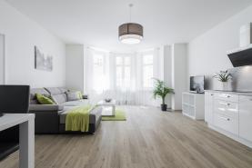 Prodej, byt 3+kk, 97 m2, Plzeň, ul. Dobrovského byt č. 6