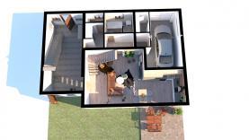 Prodej, rodinný dům 7+kk, 191 m2, Hrušovany u Brna
