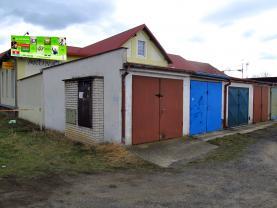 Prodej, garáž, 20 m2, Lovosice, ul. Terezínská