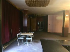 komerční prostor (Pronájem, komerční prostor, 90 m2, Most, ul. Lipová)