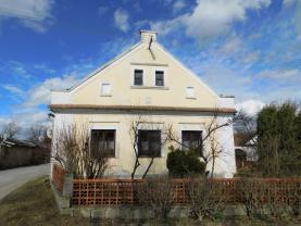 Prodej, rodinný dům, Kostelec nad Vltavou - Zahrádka